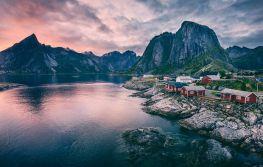 Ljepota Norveških Fjordova, Oslo i Bergen