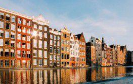 Pariz, London, Amsterdam