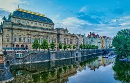 Prag, Kutna Hora, Češki Krumlov - 4 dana