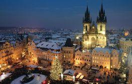 Nova godina u Pragu, Beču i Bratislavi