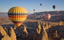 Kapadokija i Istanbul 8 dana