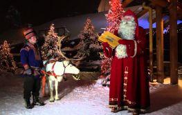Rovaniemi - Djed Božičnjak