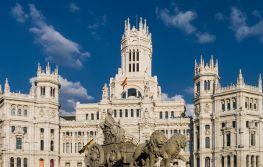 Madrid 4 dana avionom