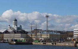 Tallin, Helsinki i Riga
