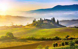 Toskana - najljepši gradovi, 4 dana