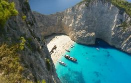 Antička Grčka i plaže Zakintosa
