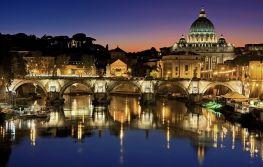 Rim - Nova godina 4 dana