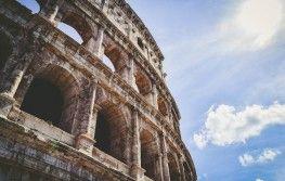 Rim avionom 4 dana