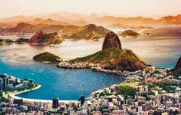 Nova godina Rio de Janeiro