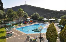 Lefkas - Hotel Santa Marina 3*