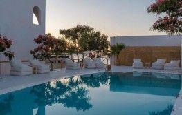 Hotel Santorini Crystal Blue Suites 4*s