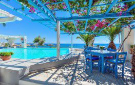 Santorini - Hotel Sigalas 3*