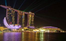 Singapur, Kuala Lumpur i Bali - 11 dana