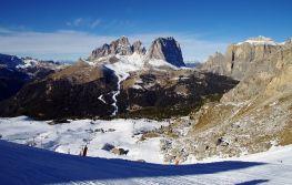 Skijanje Italija - Arabba