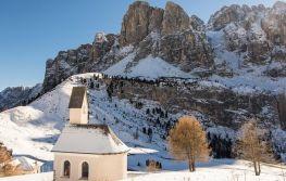 Italija - Val Gardena