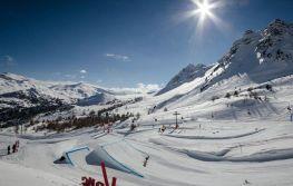 Skijanje Vars - Nova godina