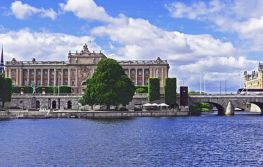 Stockholm i Helsinki - City Break