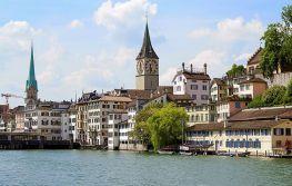 Švicarska i talijanska jezera