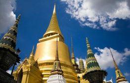 Tajland, Kambodža, Vijetnam - Nova godina