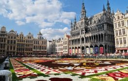Amsterdam i Bruxelles - City Break