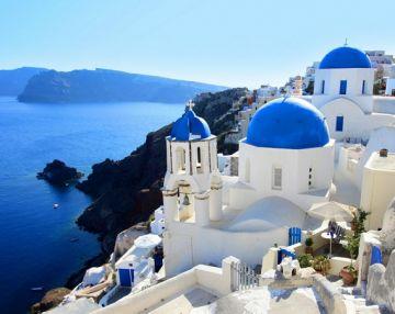 Santorini - plavo-bijela bajka za romantične duše